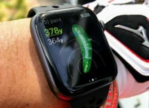 Apple Watch(アップルウォッチ)のGPS距離計アプリ 「ゴルフな日Su」を試す。