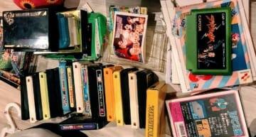 ファミコンカセットを秋葉原の専門店で買取に出したら17000円になりました!その高価買取の理由に納得。