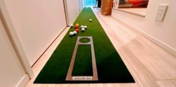自粛中の家でのゴルフ練習環境作り